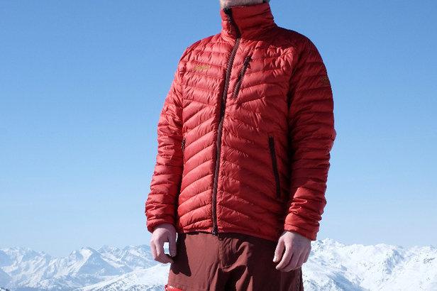 Bergans Storen Pants und Uranostind Insulated Jacket - ©Skiinfo