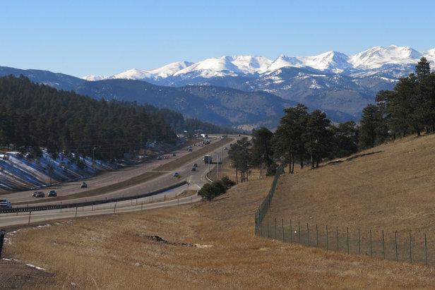 News Roundup: Denver in Running for I-70 Hyperloop, 2 Feet of Snow Forecasted for Northwest - ©Micaela Romani