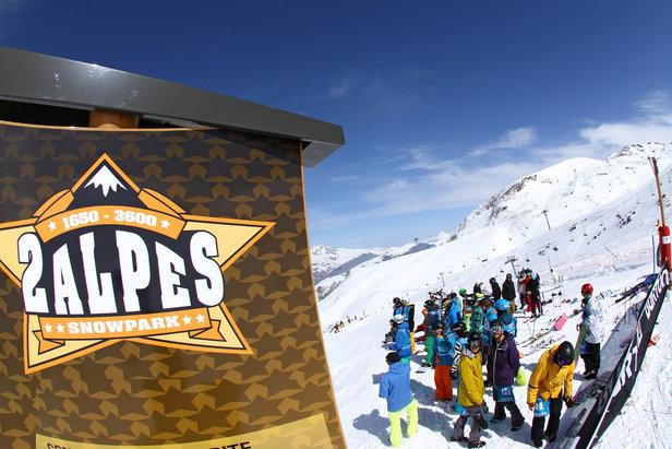 Les 2 Alpes - ©© Office de Tourisme Les 2 Alpes / Bruno LONGO