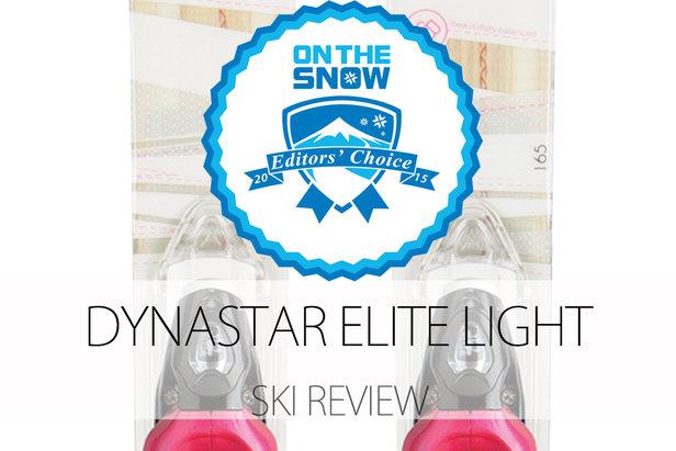 Dynastar Elite Light Editors' Choice - ©Dynastar
