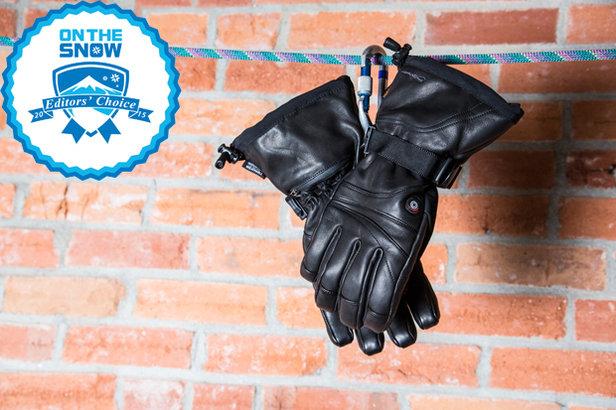 2015 men's gloves/mittens Editors' Choice: Seirus HeatTouch Ignite Glove - ©Liam Doran