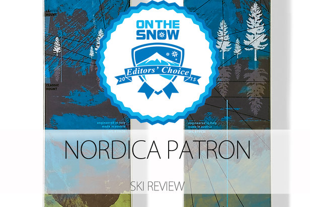 Nordica Patron 2015 Editors' Choice  - ©Nordica