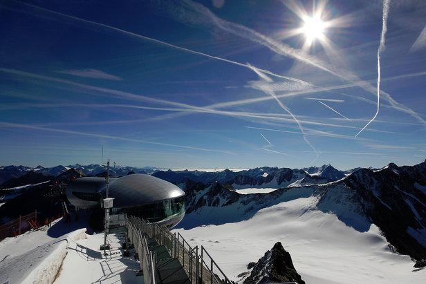 Ghiacciaio Pitztal - ©Pitztaler Gletscherbahn