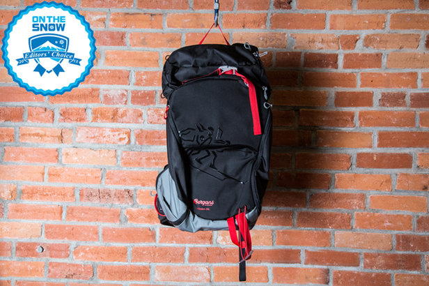2015 ski bags Editors' Choice: Bergans Istinden 26 L Ski Pack - ©Liam Doran