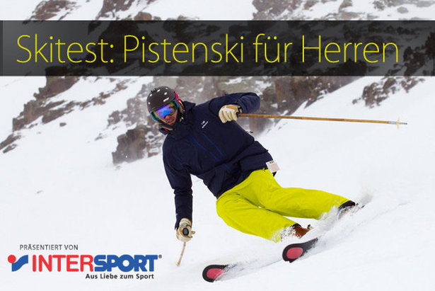 Skitest 2015: Carving-Ski Herren - ©Skiinfo