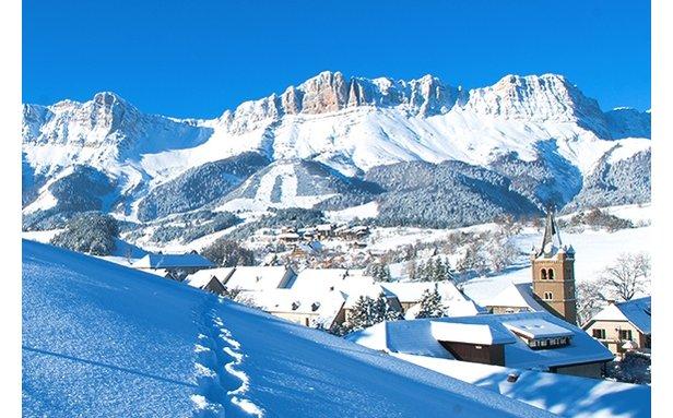 Vacances buissonnières à Gresse en Vercors - ©Isere Tourisme