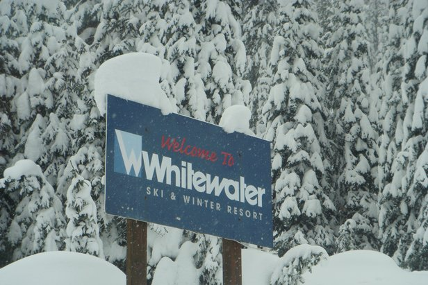 Welcome to Whitewater - ©Whitewater