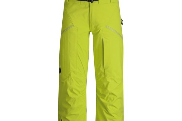 Black Diamond Mission Pants - ©Black Diamond