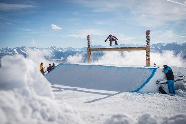 Burton European Open 2015 | Laax - ©Marcel Lämmerhirt | Red Bull Content Pool
