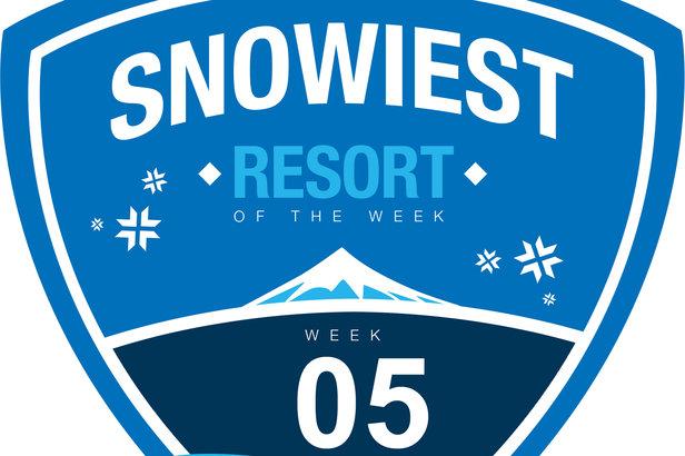 Snowiest Resort of the Week 05 - ©Skiinfo.de