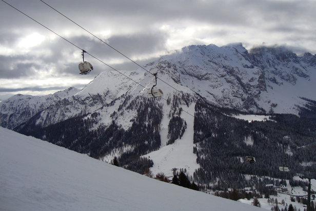 Le migliori 10 piste della Val di Fassa - 3) Skiarea Carezza Paolina - ©Val di Fassa / P. Boso