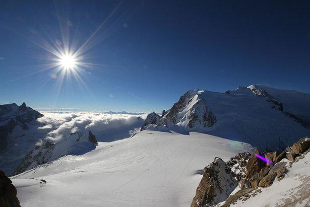 Mehrere Bergsportler bei Unfällen ums Leben gekommen - ©bergleben.de