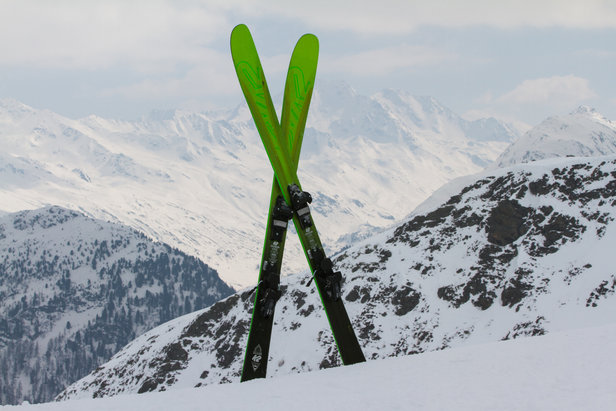 K2 Pinnacle 95 - ©Skiinfo