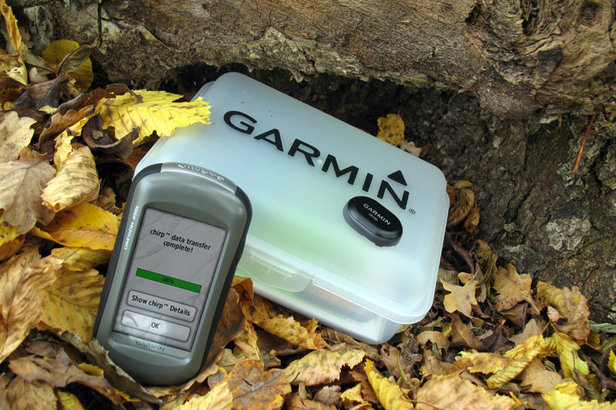 Geocaching - ©Garmin