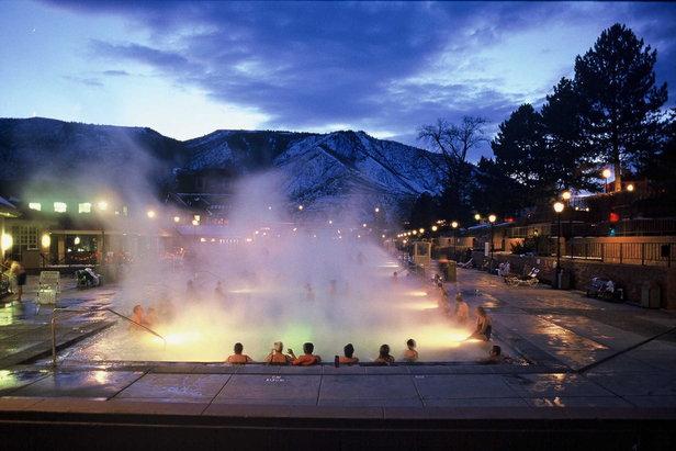Spa, piscine, saune, massaggi...il lato rilassante della montagna d'inverno