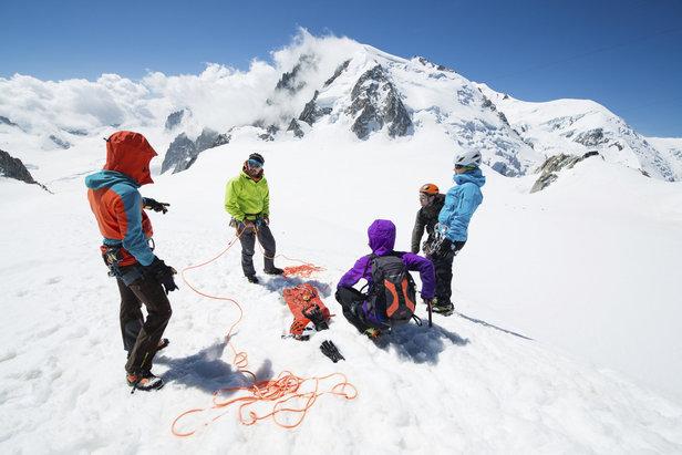Chamonix accueille la 5e édition de l'Arc'teryx Alpine Academy - ©Arc'teryx Alpine Academy
