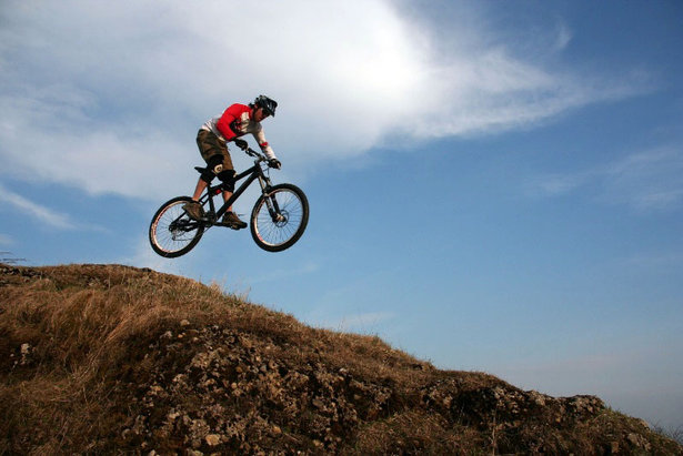 Mountainbike Fahrtechnik - ©www.trailxperience.com
