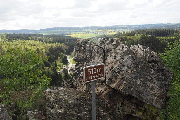 Neuer Nationalpark Hunsrück-Hochwald: Rotbuchen, Rosselhalden und Ranger