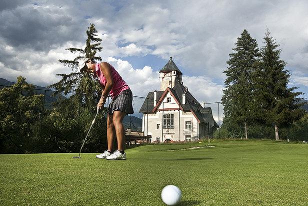 Golfplatz Vulpera