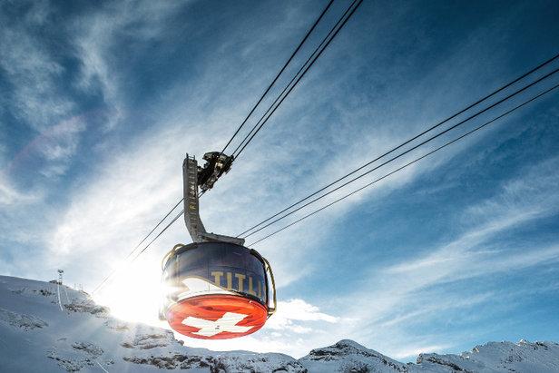 Seilbahnen Schweiz: Aufholjagd nach schwachem Saisonstart - ©Engelberg-Titlis Tourismus