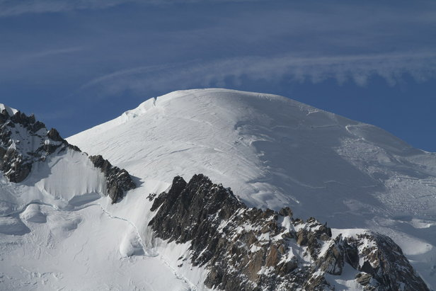 Mont Blanc - ©Winfried Stinn
