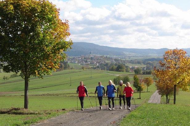 Nordic.Fitness.Park Böhmerwald