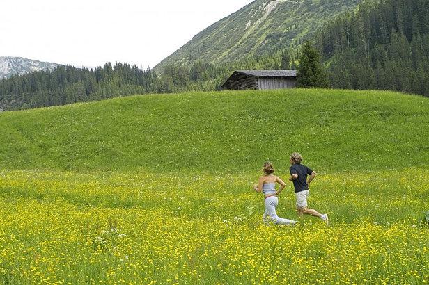 Nordic Walking Lech Zürs