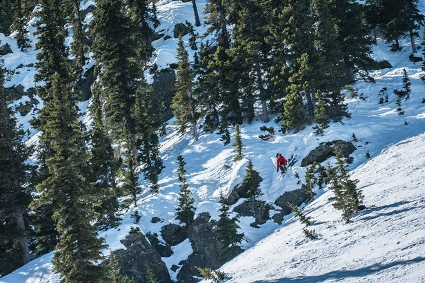 - ©Taos Ski Valley and JETA will co-host an International Freeskiers and Snowboarders Association (IFSA) sanctioned National Junior Freeride Competition on February 9 — 11, 2017.