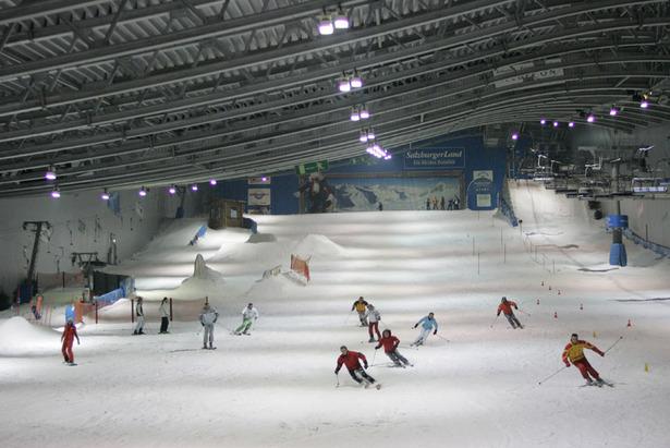 Skihallen - ©Skihalle Neuss