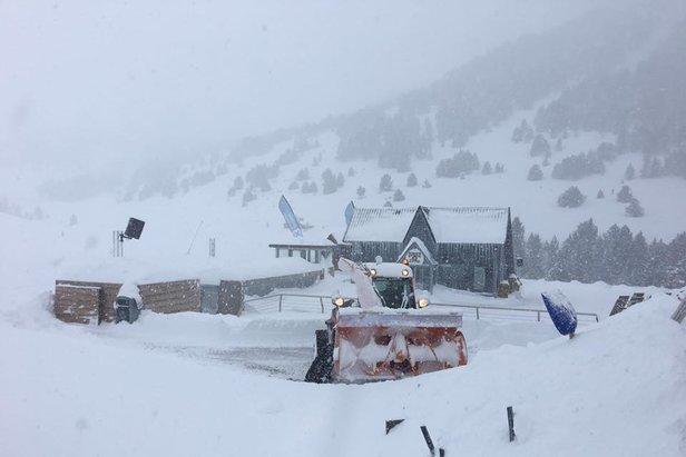 Gallery: Powder, powder everywhere for Andorra! - ©Grandvalira/Facebook
