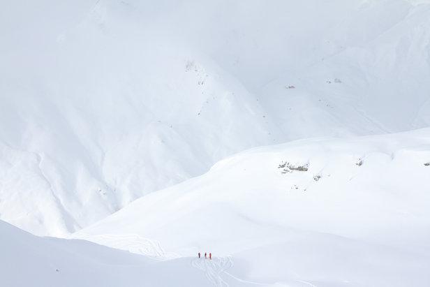 Schneebericht: Nach viel Neuschnee kommt viel Sonnenschein  - ©Skiinfo