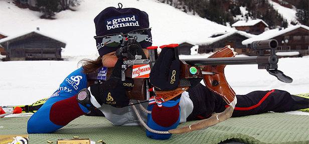 Biathlon Grand Bornand