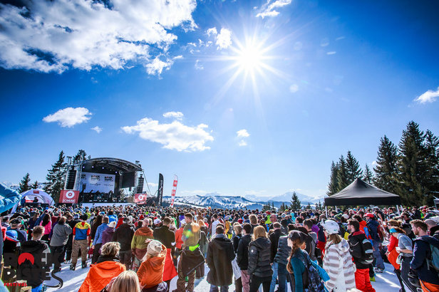 Rock The Pistes Festival - ©Les Gets - Les Portes du Soleil