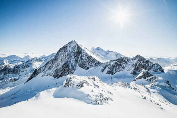 Lodowiec Stubai - ©Stubaier Gletscher/Andre Schönherr