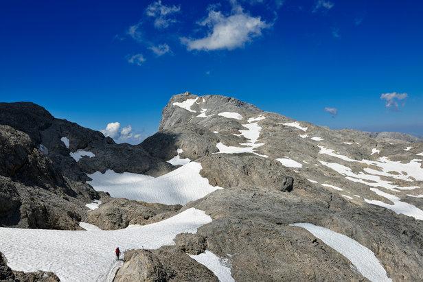Auf dem höchsten Gipfel der Berchtesgadener Alpen: Audienz beim König - ©Norbert Eisele-Hein