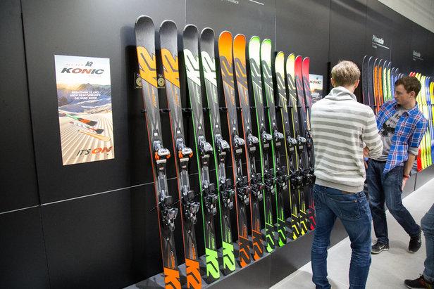 Die K2 Konic Serie 2017/2018 - ©Skiinfo