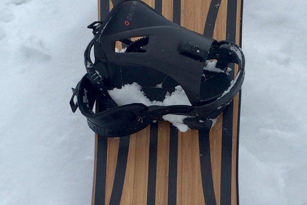 Voor jou getest: Now O-Drive snowboardbindings - ©Jurgen Groenwals