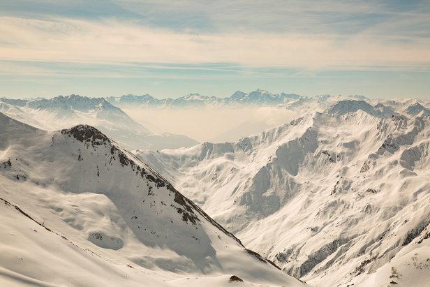 Weerbericht: de zuidelijke Alpen krijgen nog een pak verse sneeuw - ©Skiinfo