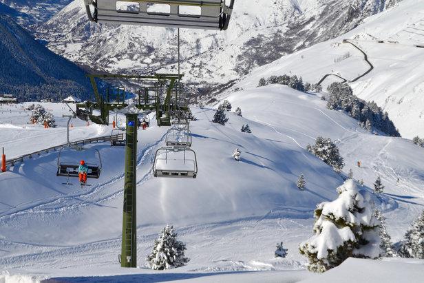 ski circuits Safaris Baqueira Beret - ©Station de Baqueira Beret