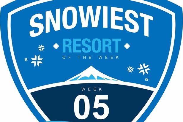Sneeuwrijkste gebied week 5: Italië voert de ranking aan - ©Skiinfo.de