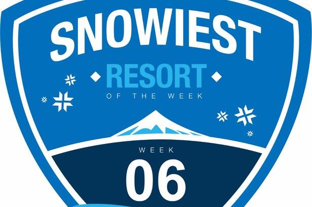 Sneeuwrijkste gebied week 6: opnieuw Italië - ©Skiinfo.de