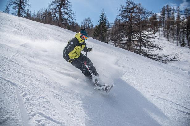 TI DAYS - Super finale de l'European Master of Snowscoot Cross - ©Manu Molle
