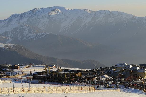 El Colorado ski resort, Chile