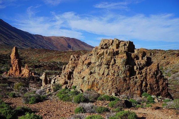 Es muss nicht immer der Aufstieg zum Gipfel des Teide sein: Die Wanderung von der Ucanca-Ebene zu den Roques de Garcia ist leicht und dennoch schön - ©pixabay.com / Hans (CC0 1.0)