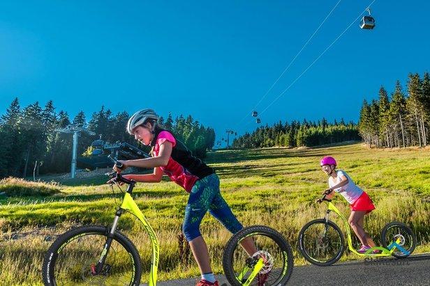 Letní sezóna ve SkiResortu Černá hora - Pec - ©SkiResort Černá hora - Pec