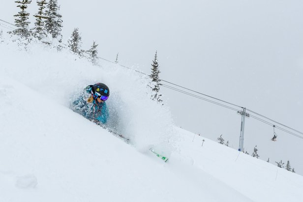 Snowiest Resort of the Week: 4.15-4.21 - ©Revelstoke