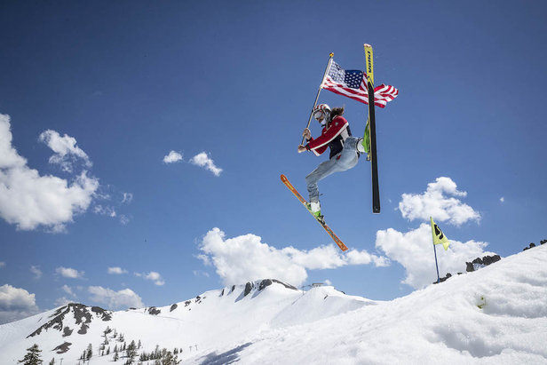 Spend 4th of July in the Mountains This Year - ©Squaw Valley Alpine Meadows