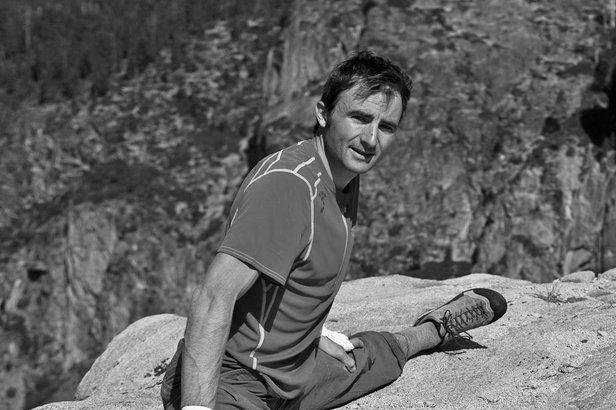 Ueli Steck verlor am 30. April 2017 am Nuptse im Himalaya sein Leben. Er wurde 40 Jahre alt. - ©Ueli Steck Archiv