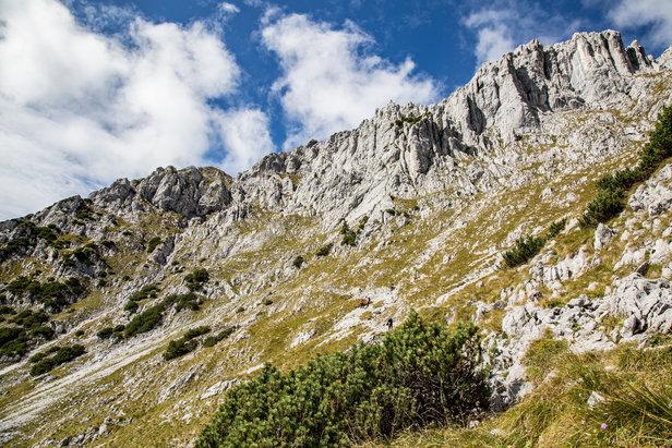 Bilderserie: Herbstliche Wandertour am Wilden Kaiser - ©Bergleben.de