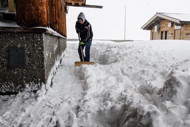Vinteren er ikke over i Europa - ©Facebook